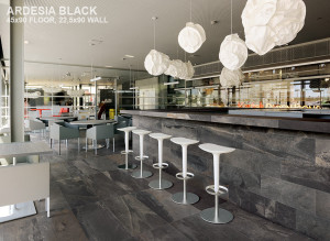 Stone Mix Ardesia Black